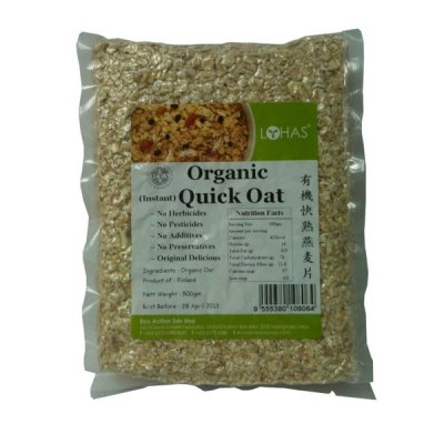 Quick Oats, 100% Natural