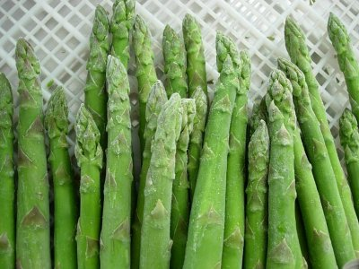 Asparagus, Green, Small
