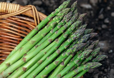 Organic, Asparagus, Green, Small