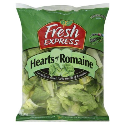 Romaine Hearts, Fresh