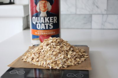 100% Old Fashioned Oats