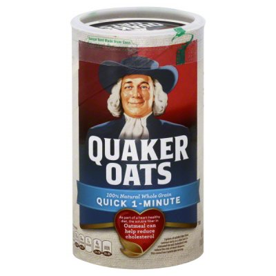 Oats, Quick 1 Minute