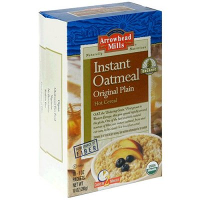 Organic Instant Oatmeal Cereal