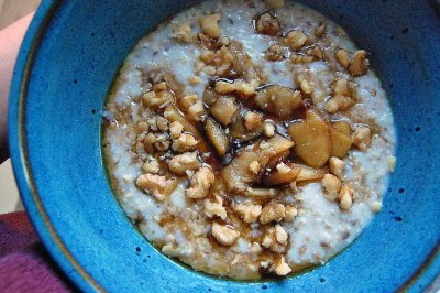 Steel Cut Quick Cook Oats