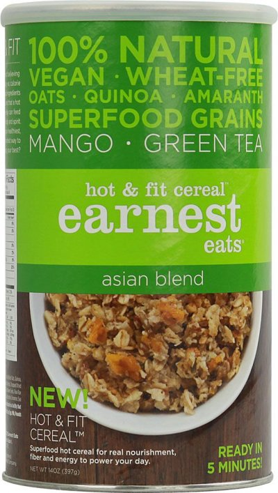 Hot and Fit Cereal Asian Blend