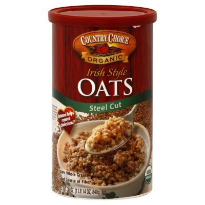 Oats, Irish Style, Steel Cut