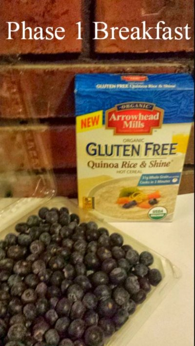 Organic Gluten Free Quinoa Rice & Shine Hot Cereal