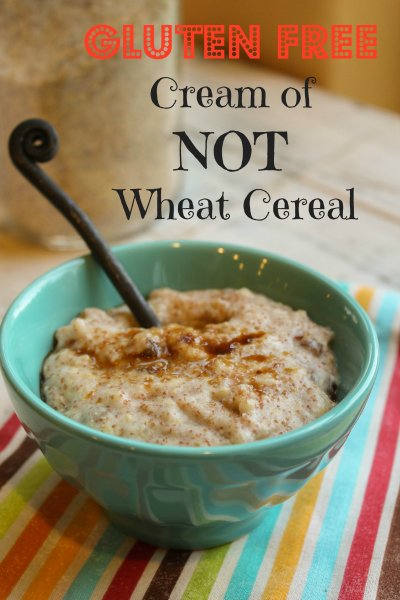 Creamy Hot Wheat Cereal