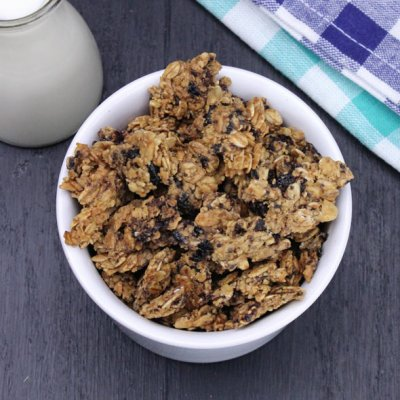 Fruit And Nut Granola Clusters