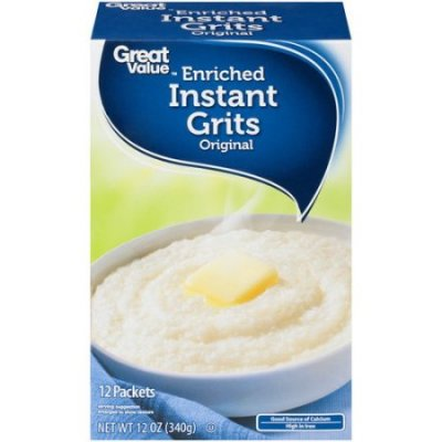 Grits,Instant Original 12 Ct