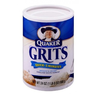 Grits,Quick 5 Minute 5 Lb Bags