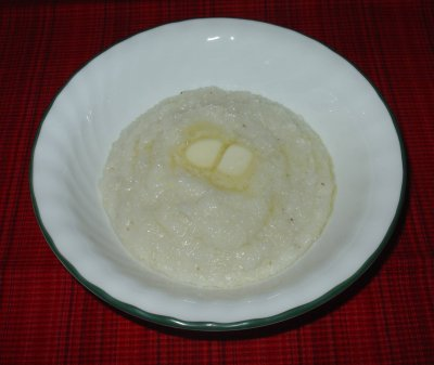 Old Fashioned Grits, Enriched White Hominy