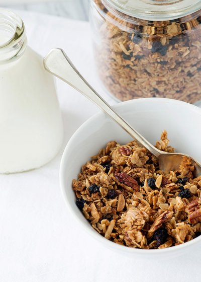Blueberry Pecan Mix Granola