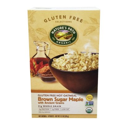 Brown Sugar Maple With Ancient Grains, Hot Oatmeal