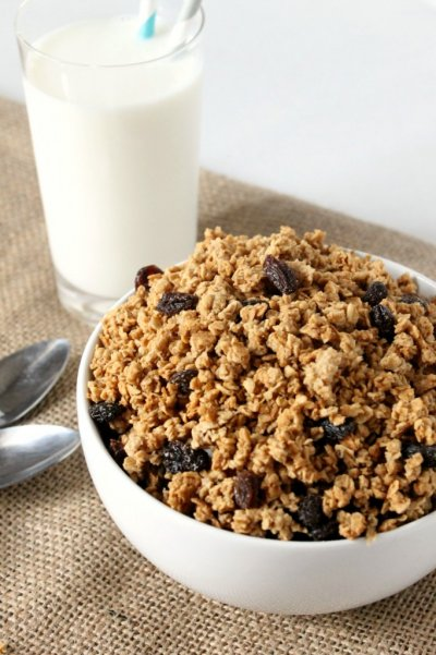 Cinnamon Raisin Cereal