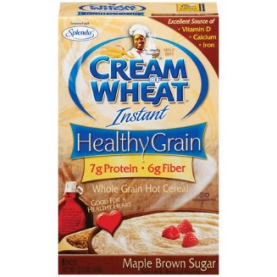 Hot Cereal, Instant, Maple & Brown Sugar