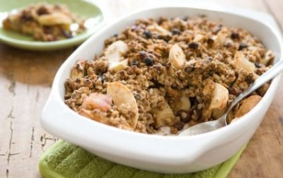Muesli, Cranberry Crunch