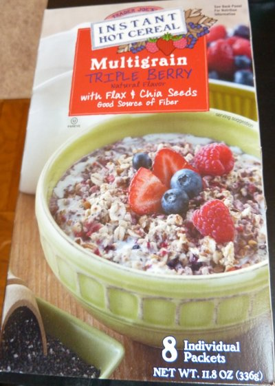 Multigrain Instant Hot Cereal