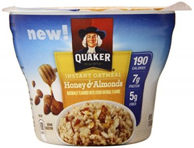 Honey & Almonds Instant Oatmeal