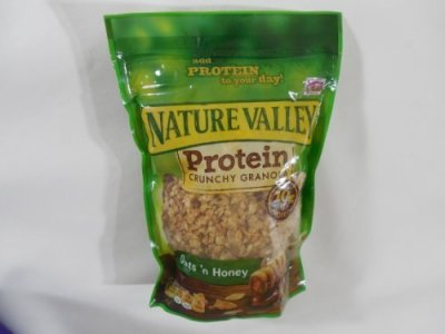 Protein Crunchy Granola, Oats' N Honey, Whole Grain