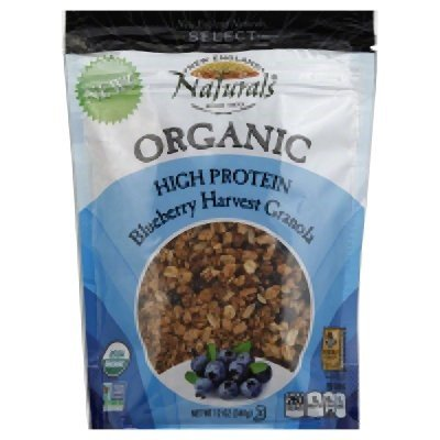 Organic High Protein Blueberry Harvest Granola