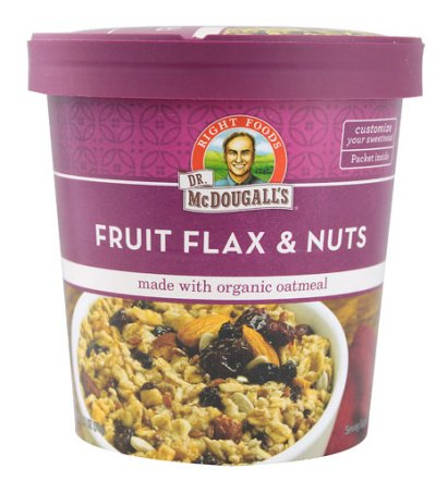 Fruit Flax & Nuts, Made With Organic Oatmeal