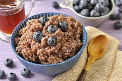 Quinoa Cereal, Wild Blueberry