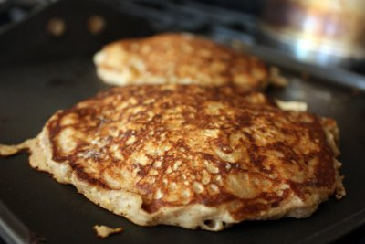 Apple Cinnamon Oatmeal Pancake Mix