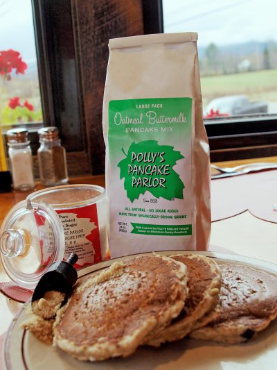 Buttermilk Oatmeal Pancake Mix