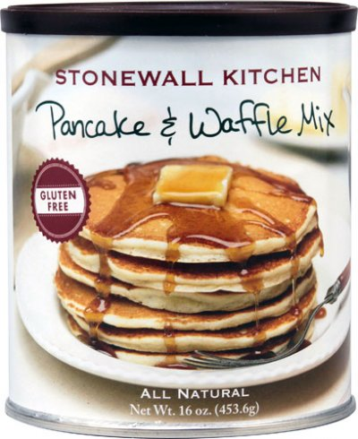 Pancake & Waffle Mix,All Natural Gluten Free