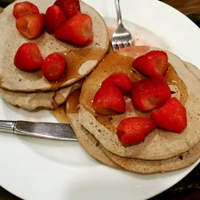 Pancakes, Buckwheat, Mix