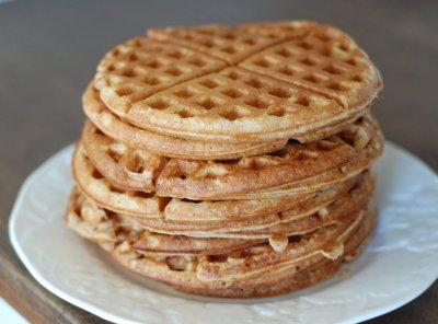 Waffles, Whole Wheat