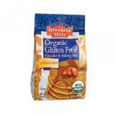 Organic Pancake And Baking Mix