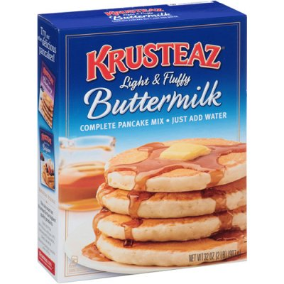 Pancake Mix, Complete, Buttermilk
