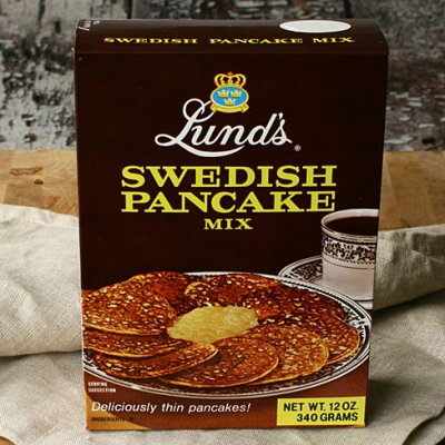 Swedish Pancake Mix