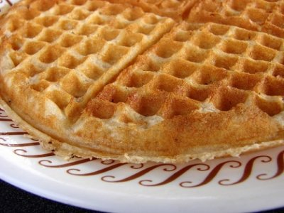 Waffles, Home Style