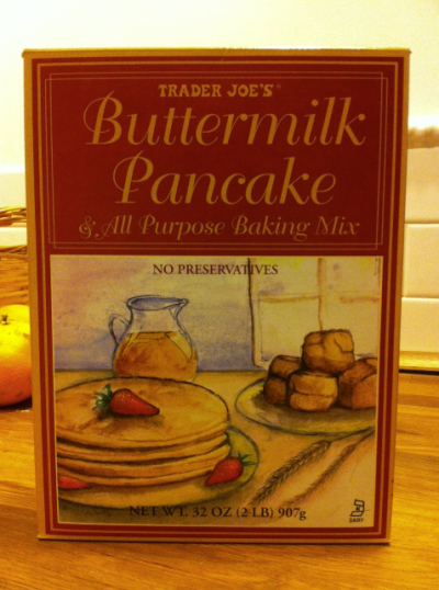 Buttermilk Pancake And All Purpose Baking Mix