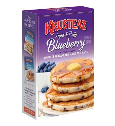 Complete Pancake Mix, Blueberry