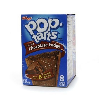 Pop-Tarts, Toaster Pastries, Frosted Chocolate Fudge