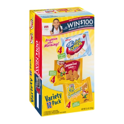 Toaster Pastries Treats Variety Pack