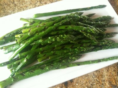 All Natural Asparagus Spears