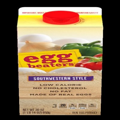 Pasteurized Real Egg Product