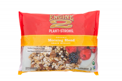 Plant Strong Organic Morning Blend, Grain Medley