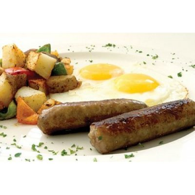 Turkey Sausage, Fully Cooked Links