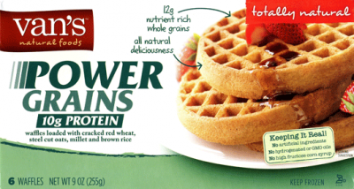 Waffles, Power Grains (10g Protein)