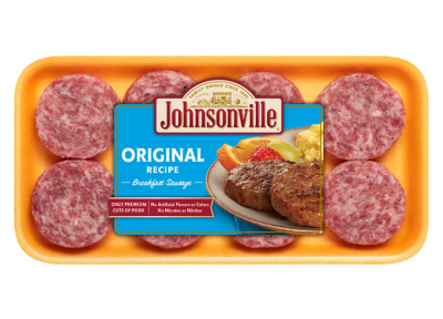 Breakfast Sausage, Patties, Original Recipe