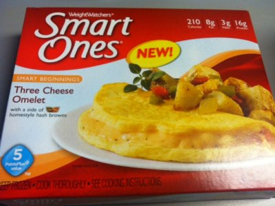 Smart Beginnings, Three Cheese Omelet