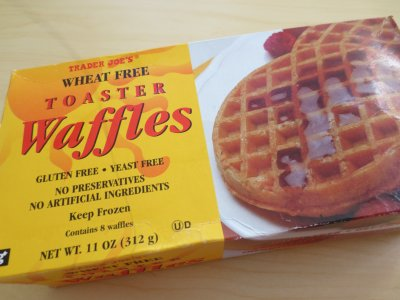 Wheat Free Toaster Waffles