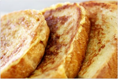 French Toast, Cinnamon
