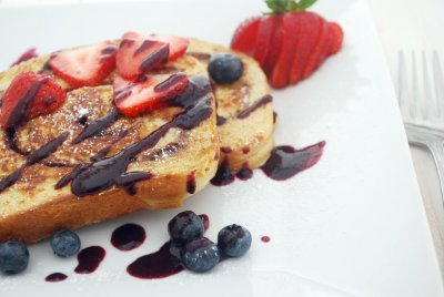 French Toast, Cinnamon Swirl